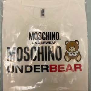 New with Tag Moschino Unisex T-shirt Size S